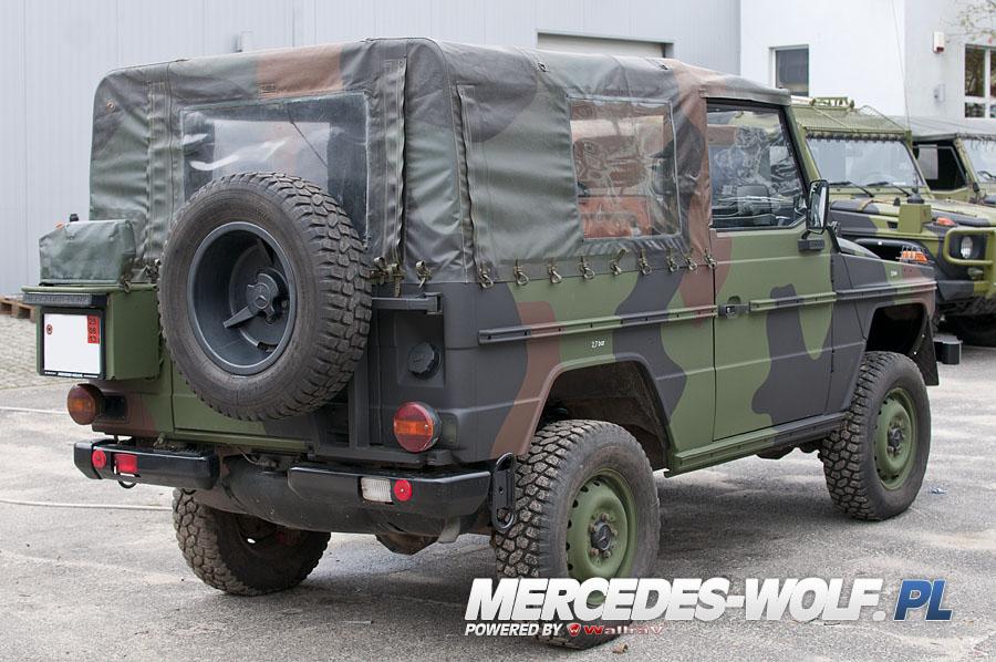 mercedes benz 250gd wolf 60 mercedes mercedes g class wolf gelenda pur. Black Bedroom Furniture Sets. Home Design Ideas